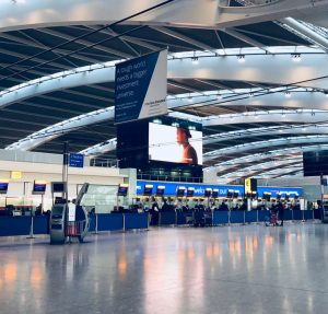 Noleggio auto London-Heathrow Airport