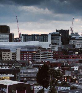 Autonoleggio Birmingham