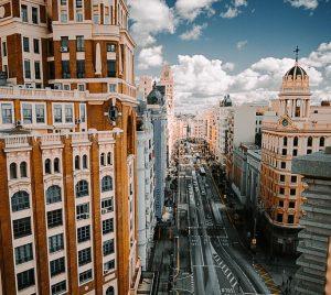 Autonoleggio Madrid
