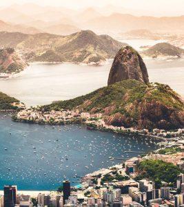 Noleggio auto economico in Brasile