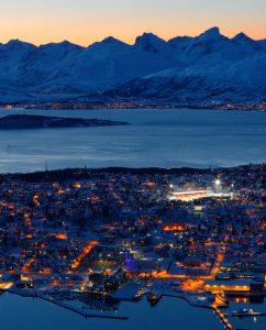Noleggio auto Aeroporto di Tromsø Langnes