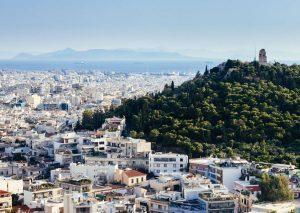 Noleggio auto Aeroporto di Atene