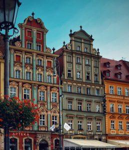 Noleggio auto economico in Polonia